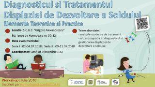 Diagnosticul si tratamentul displaziei de dezvoltare a soldului – elemente teoretice si practice